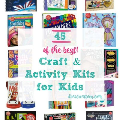 45 Of The Best Craft And Activities Kits For Kids