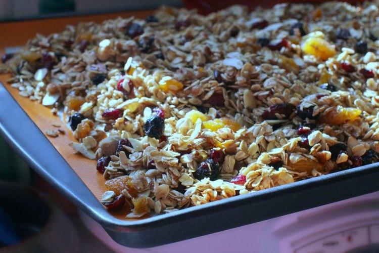 Homemade Granola Recipe Easy 30 Minute Recipes
