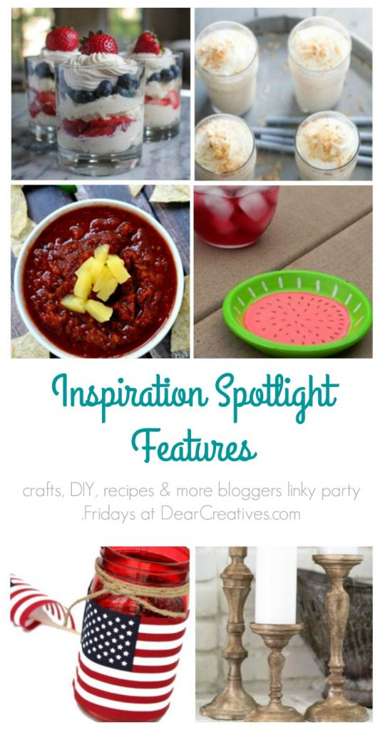 Linkup Party Inspiration Spotlight 202 DearCreatives.com