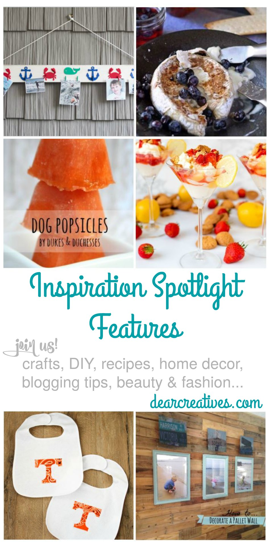 Linkup Party Inspiration Spotlight 204 DearCreatives.com