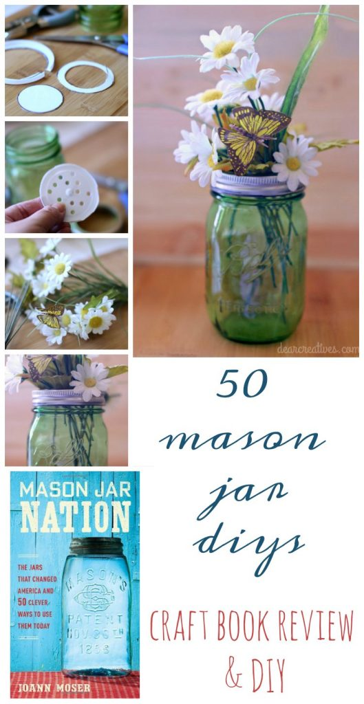 Mason Jar Crafts - So many mason jar crafts to pick from that anyone can do!