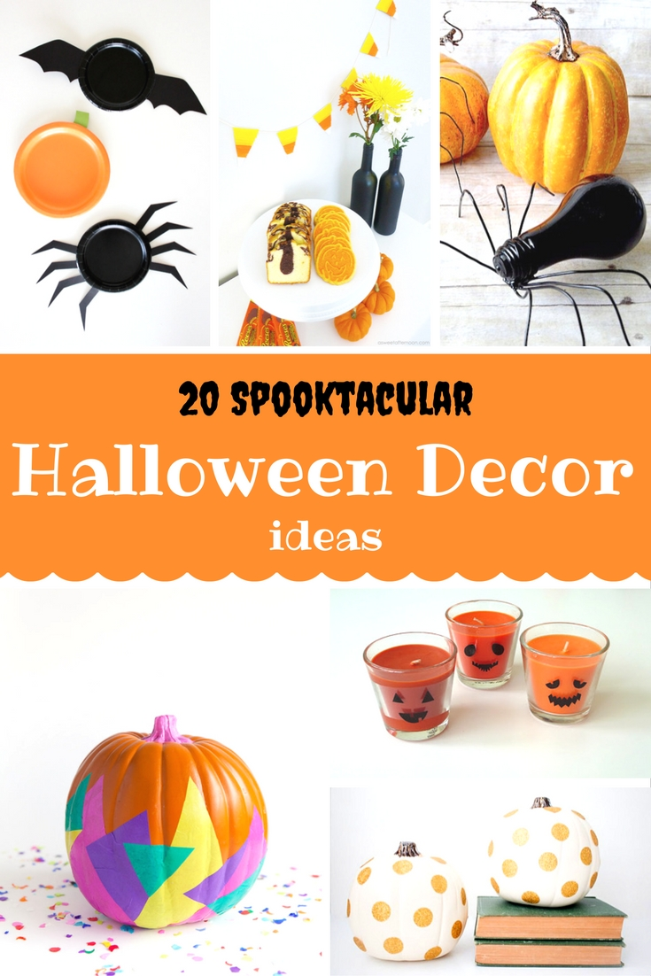 20+ Spooktacular Halloween Decor Ideas, DIY And Crafts You'll Love!