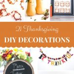 Thanksgiving Home Decor Ideas DIY | Home Decor Ideas | Fall Home decor ideas 21 Thanksgiving DIY Decorations