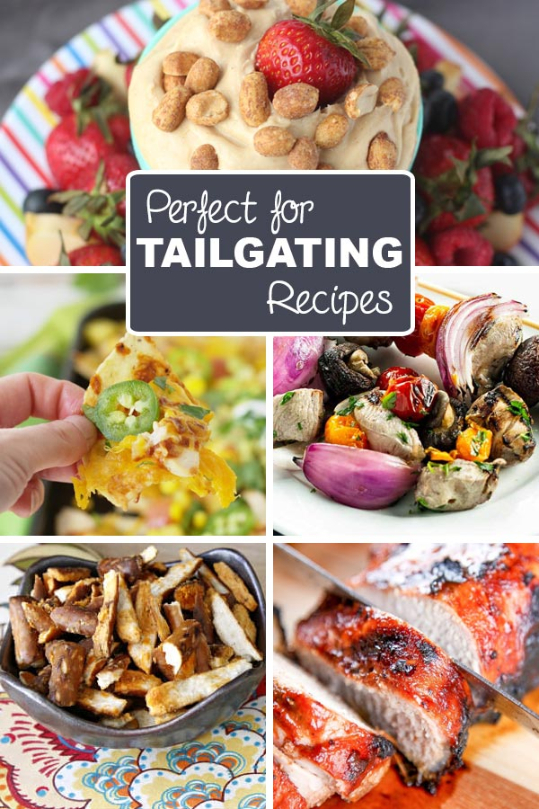 The Best Tailgate Food