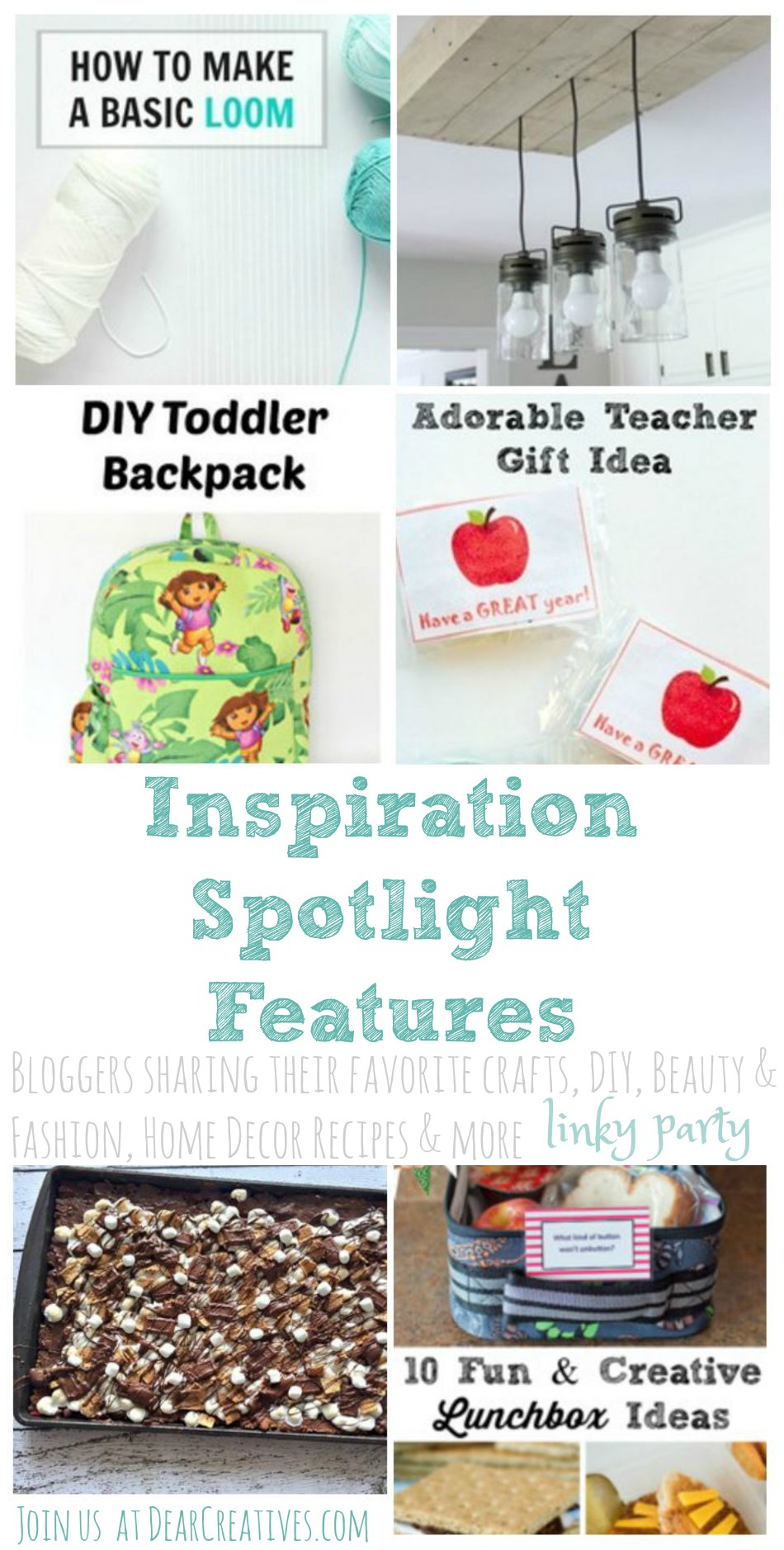 Linkup Party Inspiration Spotlight Party 208 Join Us!
