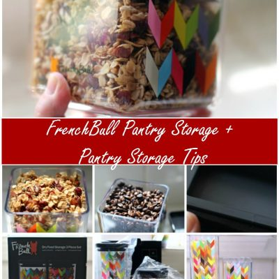 Pantry Storage Tips