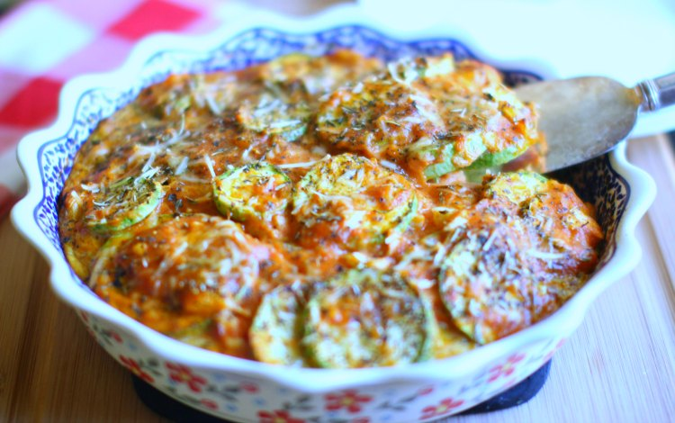 Ragu Recipes | Zucchini Pie Recipe An easy side dish for pasta dinners or for dinner
