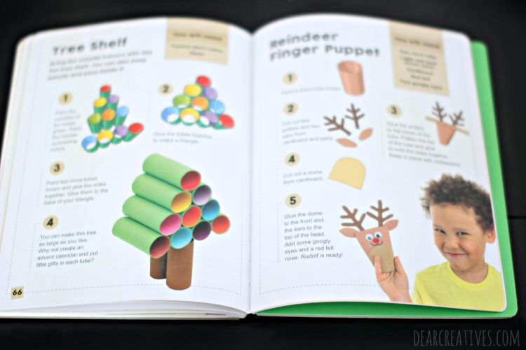 Book Review Kids Cardboard Roll Crafts Ideas so many to choose from
