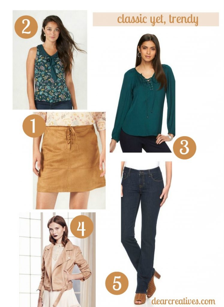 fashions-for-fall-that-are-classic-yet-trendy so many styles to pick from that you can mix and match into your wardrobe
