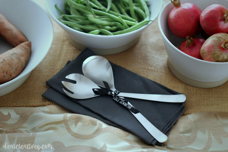 home decor style | home-decor-table-setting-bowl-and-serving-set