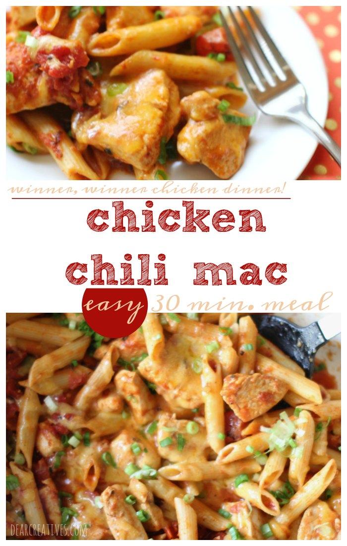 how to make good chili mac