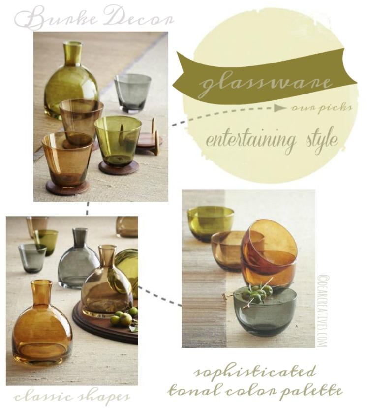home decor style | home-decor-ideas-burke-decor-glassware-entertaining-barware