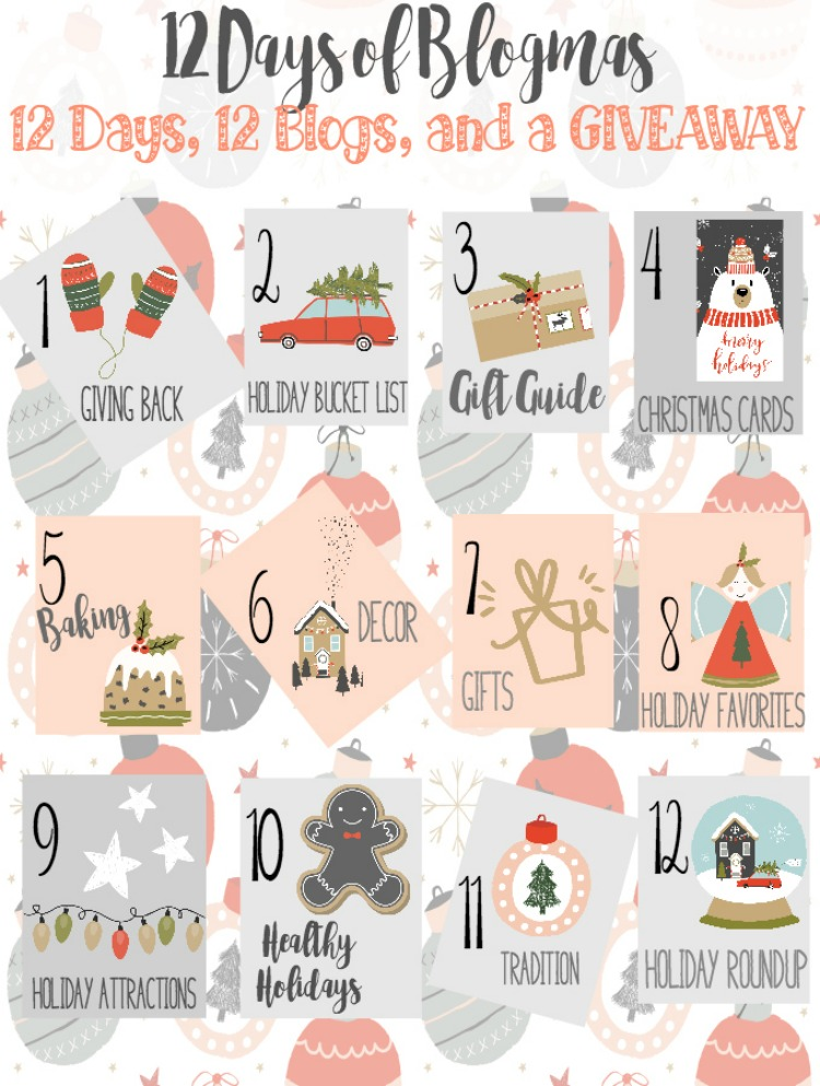 Giveaway-Christmas Holiday Ideas 12-days-of-blogmas-dearcreatives-com