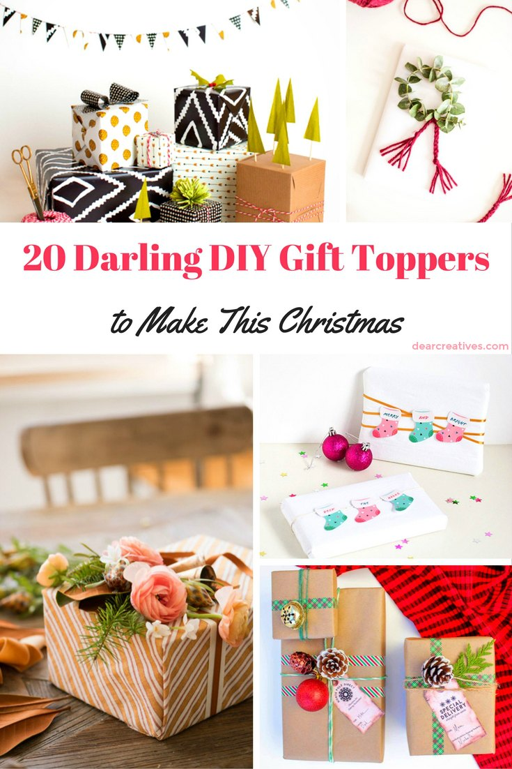 diy-gift-toppers-ideas-to-inspire-and-delight-you-youll-enjoy-making-any-of-these-festive-diy-gift-toppers-for-christmas-holidays-and-other-celebrations