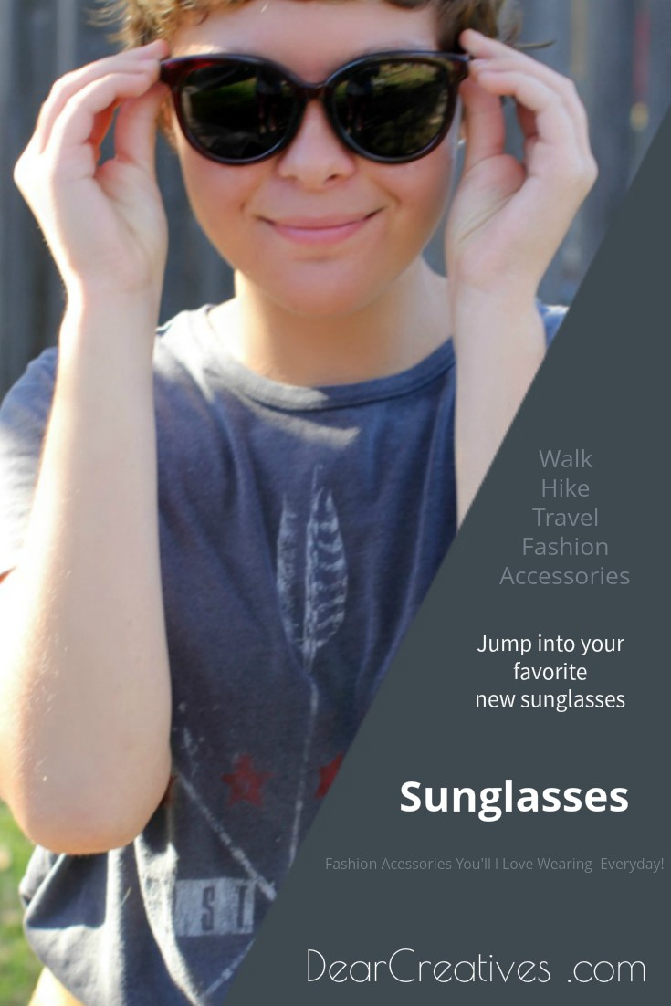 Travel Plus Sun Equals Sunglasses! Sunglasses You'll Love Wearing Everyday!