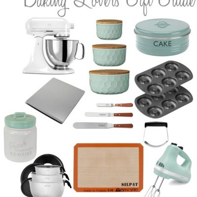 Gift Guide For Baking Lovers Novice To The Baking Enthusiast