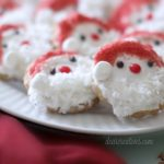 Santa Cookies - holiday-cookies-recipes-Santa-cookies-dearcreatives-com