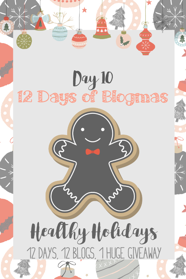 #12daysofblogmas healthy recipe