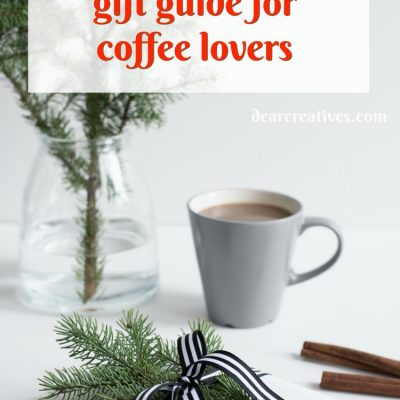 Fresh Brewed Coffee Lovers Gift Guide You'll Love Gifting Or Owning!