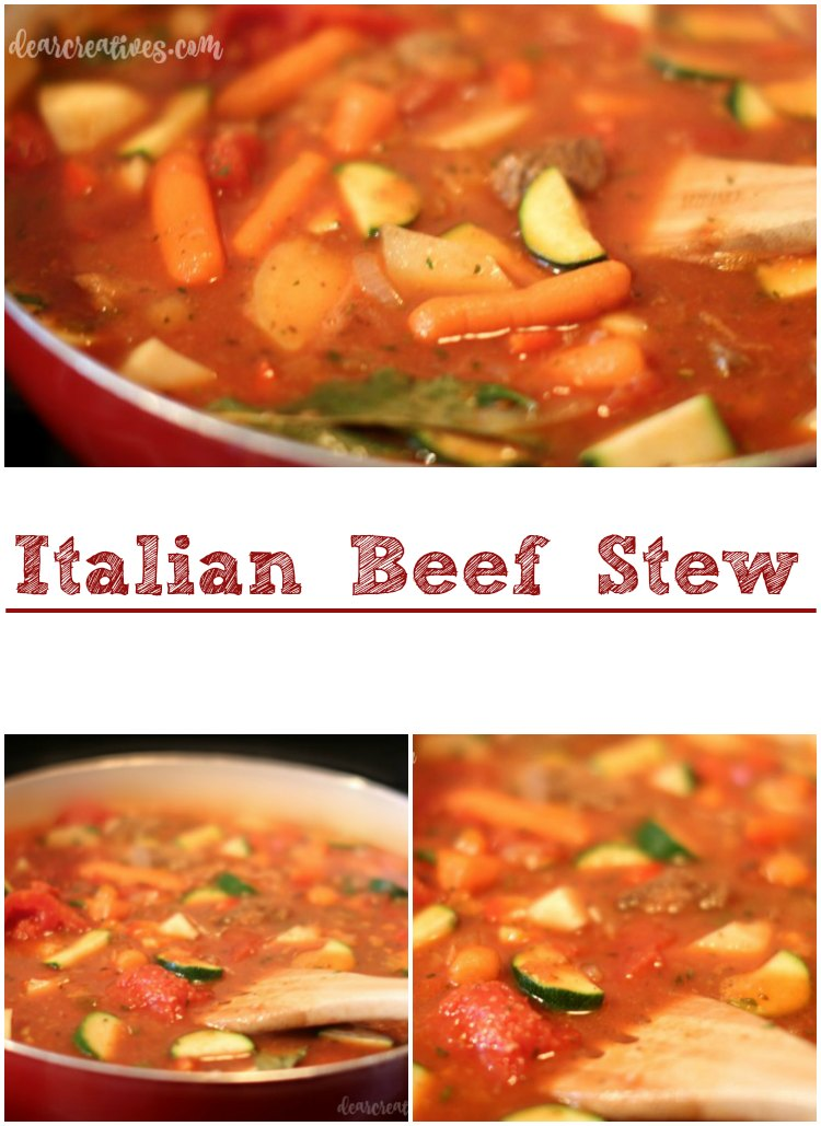 Italian Beef Stew The Perfect Fall/Winter Dinner!