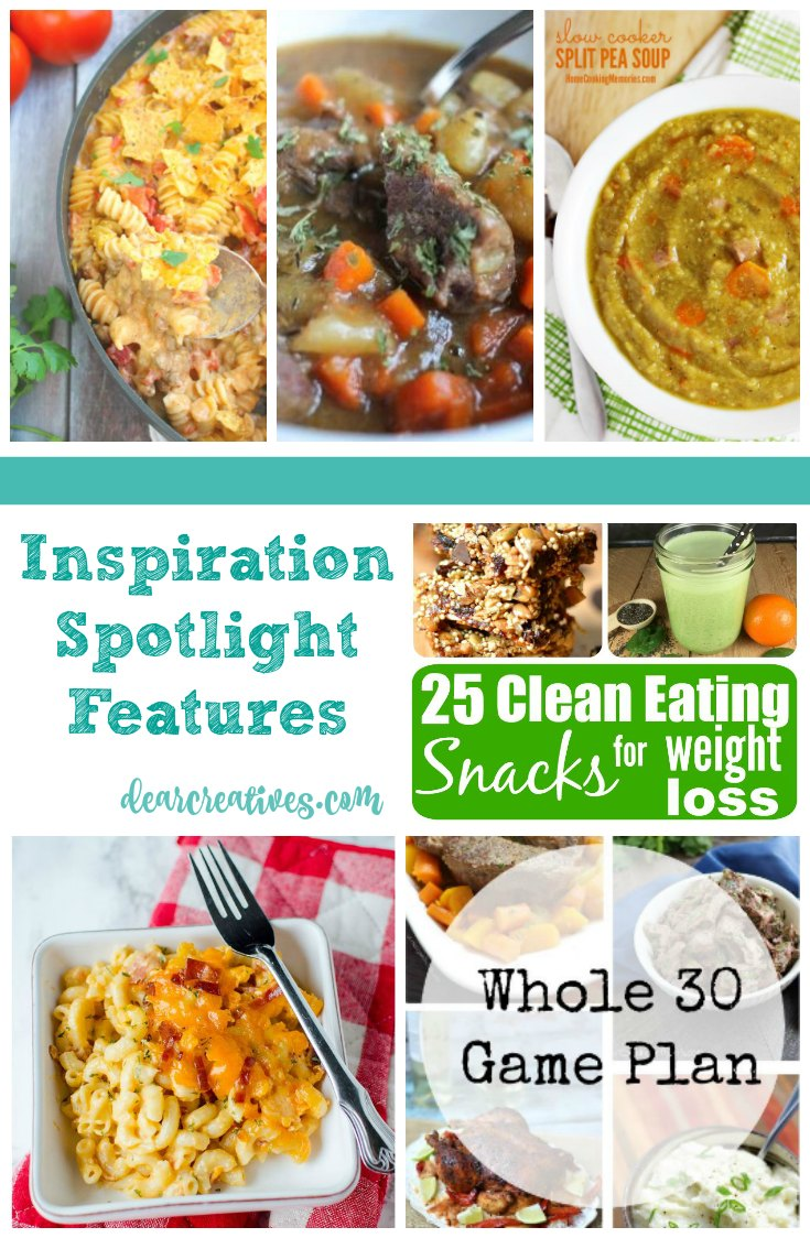 Linkup Party Inspiration Spotlight Party 227 Crafts, DIY, Recipes & more!