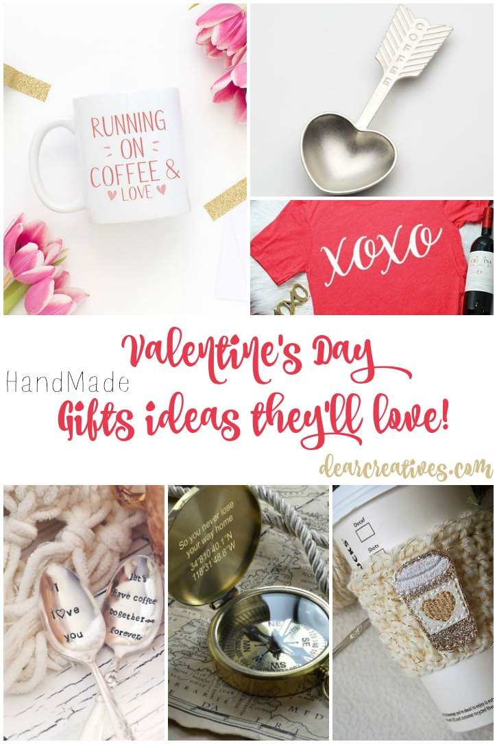 Gift ideas handmade valentine 39 s day they 39 ll love ideas for Valentines day ideas seattle