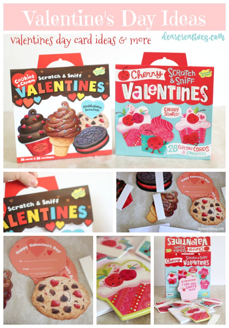 Valentine's Day Cards and Gift Ideas Your Kids Will Love!