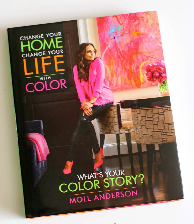 Books Color Theory Change Your Home Change Your Life