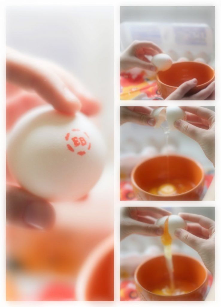 Food Photography how to make eggs Eggland's Best Eggs
