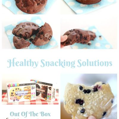 Out Of The Box Healthy Snack Treats You'll Love = Snacking Solutions