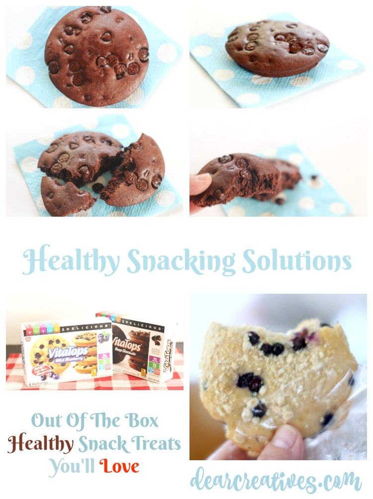 healthy snacks Do you ever run out of healthy snack treat solutions for you, your kids or family Find out more about this delicious healthy snack option.