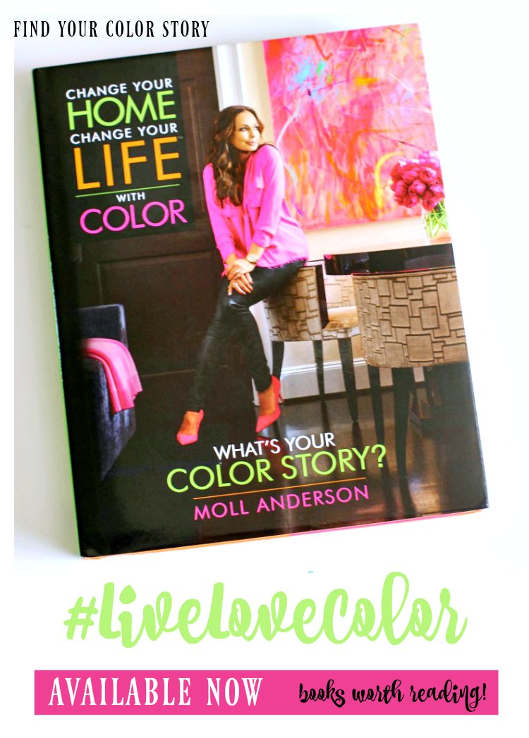 Color Inspiration Books Worth Reading: Change Your Home Change Your ...