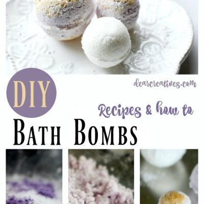 How To Make Bath Bombs And Lavender Mica Gold Bath Bombs Recipe