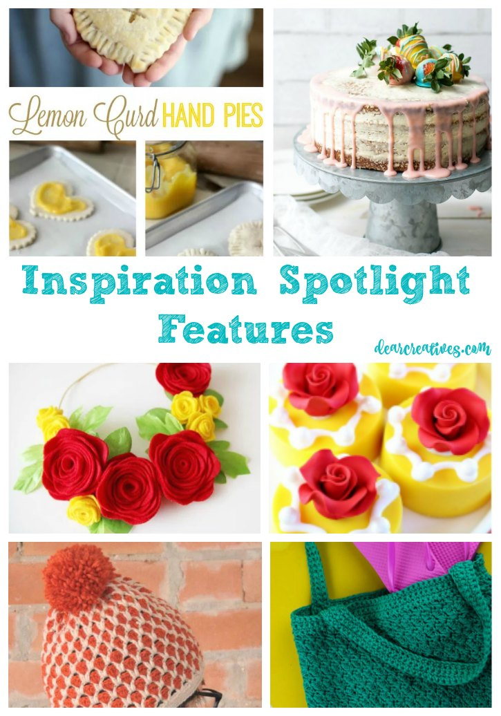 Linkup Party Inspiration Spotlight Party 239  Crafts, DIY, Home Décor, BB, Fashion, Recipes & More