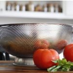 5 quart Stainless steel Colander