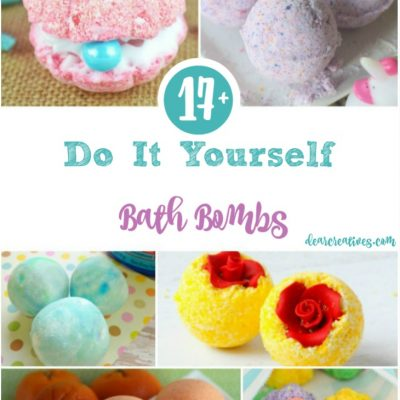 17+ Do It Yourself Bath Bombs Fun. Easy DIY Beauty Recipes