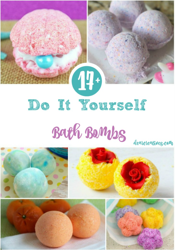 diy bath bombs 17 do it yourself bath bombs fun easy diy beauty recipes. Black Bedroom Furniture Sets. Home Design Ideas