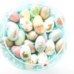 crafts spring Fun and easy Easter centerpiece. So many spring crafts to pick from. © 2017 Theresa Huse