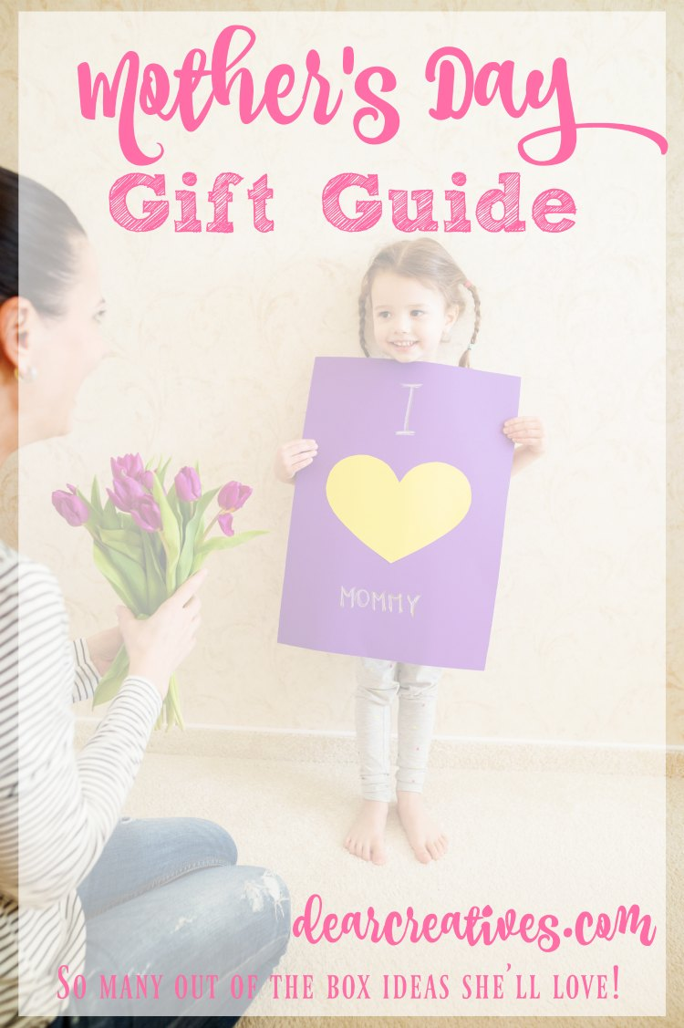 Gift guide the best ideas for mother 39 s day out of the box for The best mothers day gift