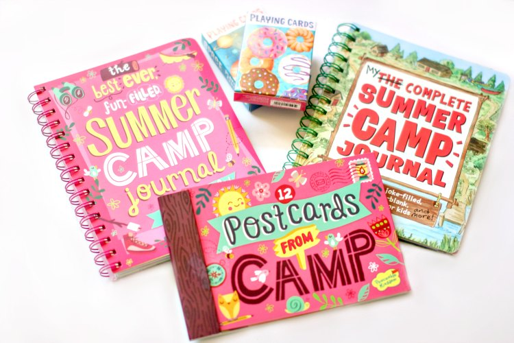 Fun stuff for kids games, summer camp journals, and ideas for having fun with the kids. DearCreatives.com