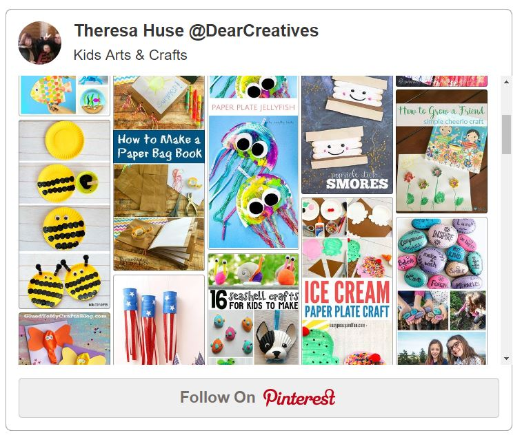 Fun stuff for the kids kids arts and crafts on Pinterest