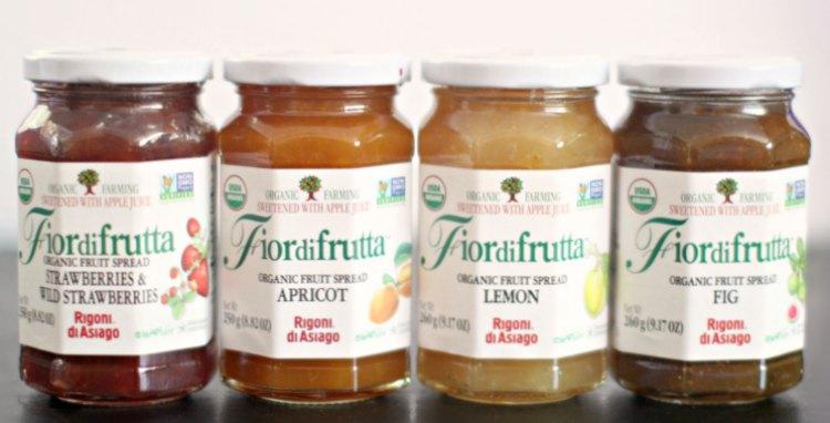 Rigoni di Asiago-organic fruit spreads DearCreatives.com