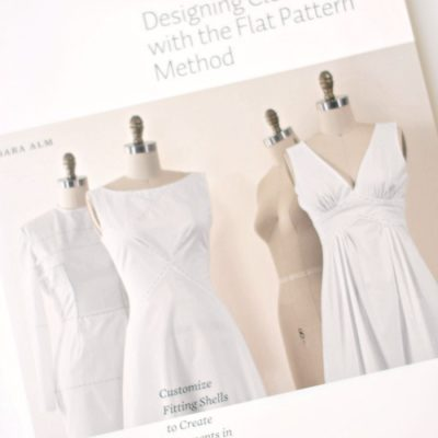 Sewing Book Review For Anyone Interested In Altering Patterns or Making Flat Patterns