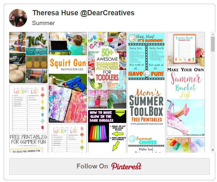 Summer crafts, diy and ideas