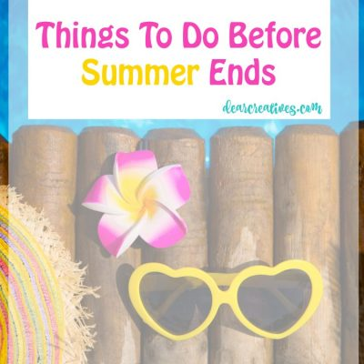 10 Fun And Free Must Try Things To Do This Summer!