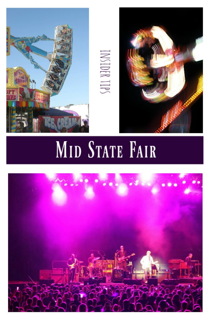 Looking For Fun Things To Do This Week? Plan A Trip To The California Mid State Fair