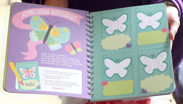 fun stuff for the kids journal with prompts and games DearCreatives.com