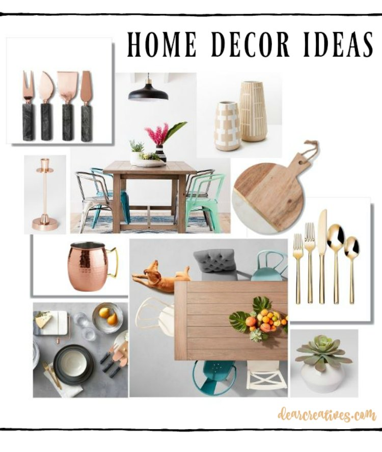How to style your home on a budget must have home decor for Creative home decorating ideas on a budget