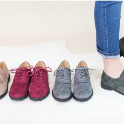 fashion finds oxford shoes