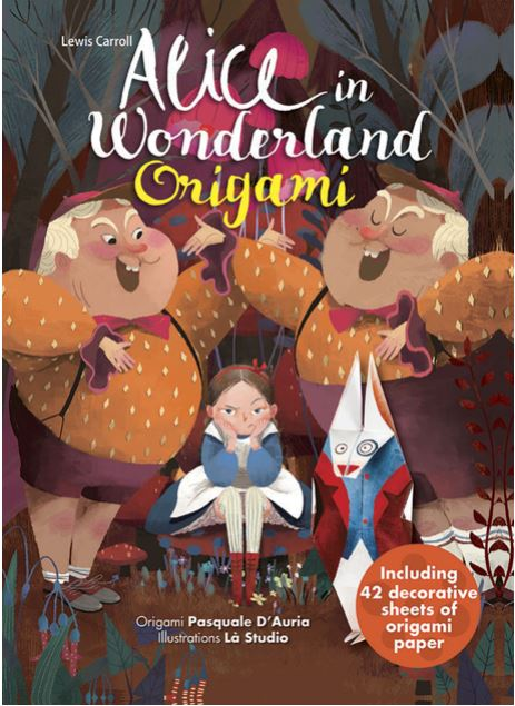 Craft Books for Teens Alice and Wonderland Origami
